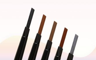 Perfecting Eyebrow Brush